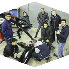 The CSUN Aero Design team took second place in a national competition, then had its aircraft and truck stolen.