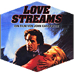 The John Cassavetes film Love Streams is at the Armer Theatre on May 11 at 7:30 p.m.