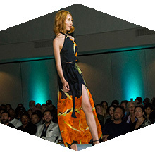 The 38th annual TRENDS Fashion Show highlighted the work of CSUN student designers.