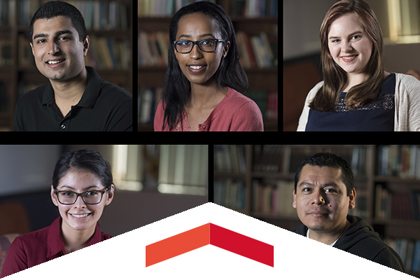 Read profiles on these five graduating seniors from CSUN.