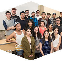 CSUN Marketing students took over KCSN's social media to help reach its millennial audience.