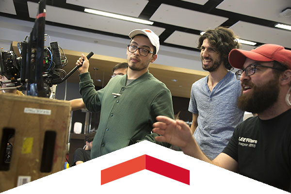CSUN's film school is named one of the Top 30 worldwide by Variety.