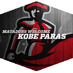 Local high school basketball standout Kobe Paras is transferring to CSUN and will be eligible for the 2018-19 season.