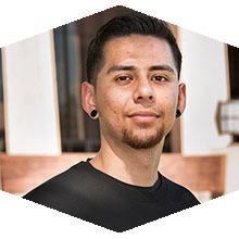 CSUN student Alvaro Castillo Receives Scholarship from Alliance of Hispanic Serving Institution Educators.
