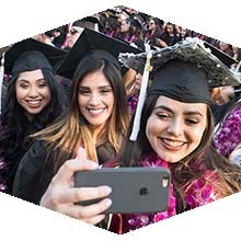 Show why you love CSUN by using #MyTopCollege on Twitter and Instagram.