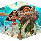 Moana is this week's Movie Fest showing.