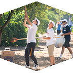 Volunteer for the CSUN Summer Harvest and help fight hunger.