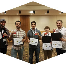 CSUN students took home big prizes at first Datafest competition.