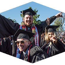 CSUN moved up to No. 5 in the #MyTopCollege competition.
