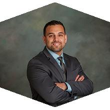 Portrait of Gabriel Chavez.