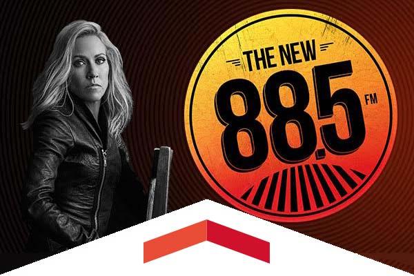 New 88.5 promotional image