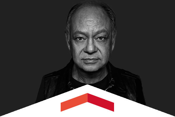 Portrait of Cheech Marin