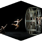DIAVOLO dancers in motion.