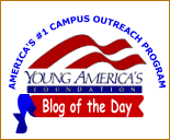 YAF blog of the day logo