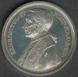 link to page concerning Pope Benedict XV