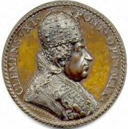 link to page concerning Pope Clement XI