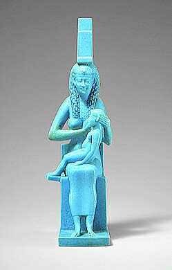 Isis-Osiris-Horus