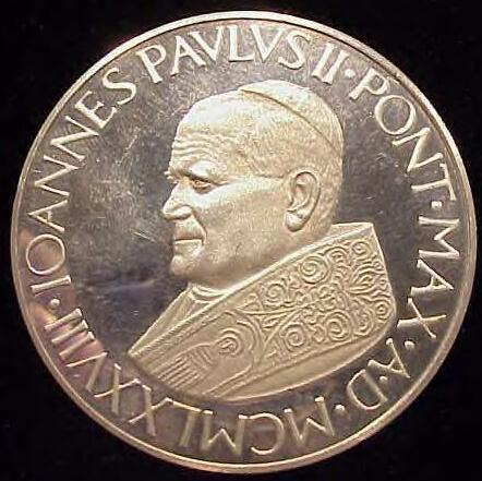 link to page concerning Pope John Paul II (Wojtyla)
