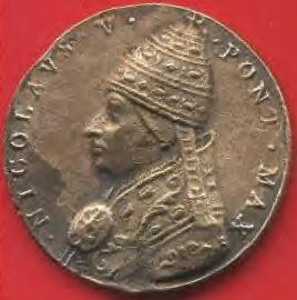 link to page concerning Pope Nicolaus V