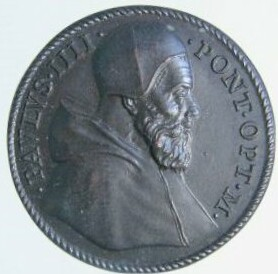 link to page concerning Pope Paul IV (Carafa)