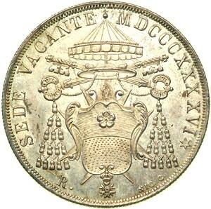 link to page concerning Sede Vacante 1846