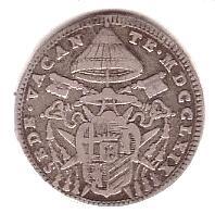 link to page concerning Sede Vacante 1769