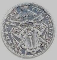 link to page concerning Sede Vacante 1758