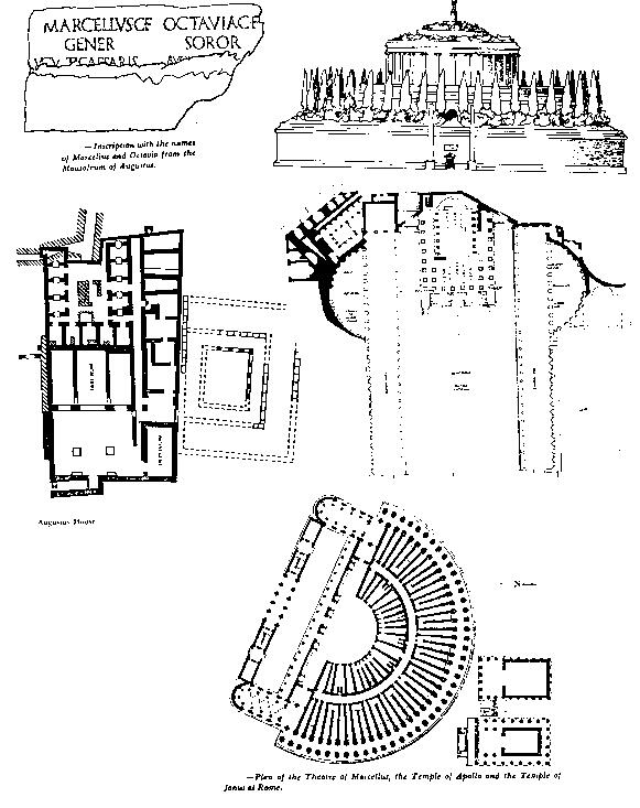 Link to Plans and drawings of the Mausoleum