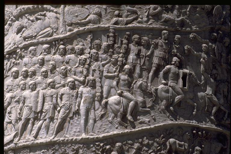 legions standard roma victor