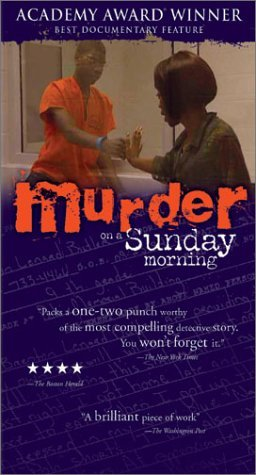 a murder on a sunday morning essay This essay is a response to a french documentary film 'murder on a sunday morning' based on a real life incident when a black american teen was falsely accused.