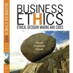 ferrell o c fraedrich j ferrell l Ethical situations in business flashcards | quizlet - ferrell, oc, fraedrich, j, & ferrell, l (2009 update) business ethics: ethical decision making and cases (7th ed.
