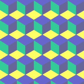 3d commercial tessellation