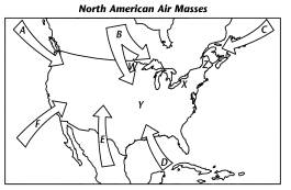 Semester 1 review also  on maritime polar diagram