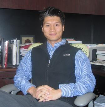 Picture of Taeyou Jung, PhD, ATC, CAPE