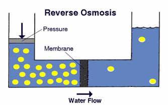 Osmosis Diagram | Ro