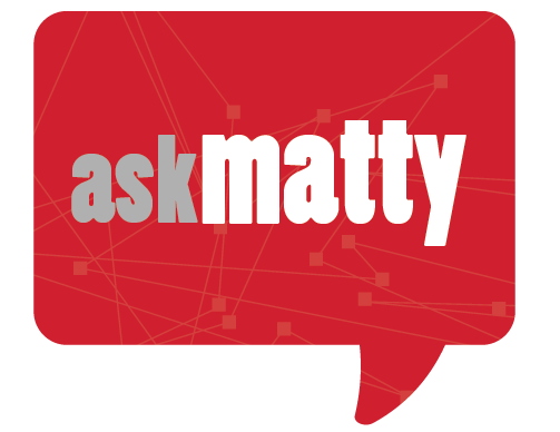 Ask Matty Logo
