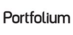 Portfolium button
