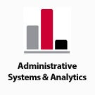 Administrative Systems & Analytics button.