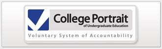 College Portrait Logo-Voluntary System of Accountability.