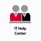 IT Help Center button.