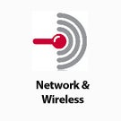 Network & Wireless button.