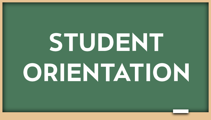 New Student Orientations