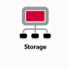 Storage button.