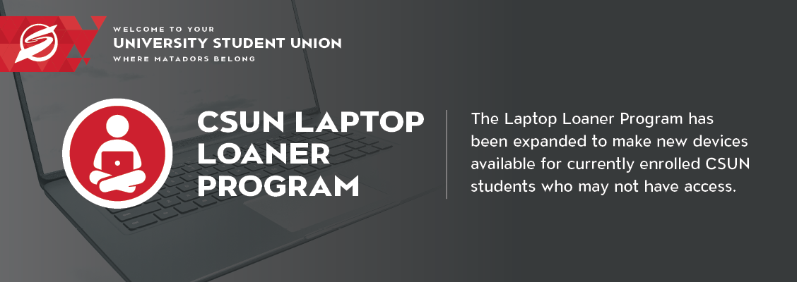 CSUN Laptop Loaner Program