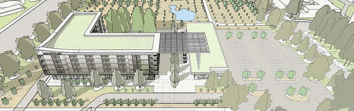 New Proposed Hotel on CSUN campus