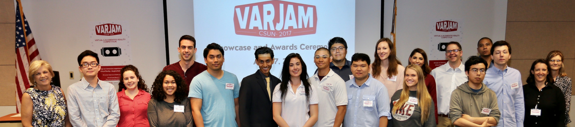VARJAM 2017 Showcase.