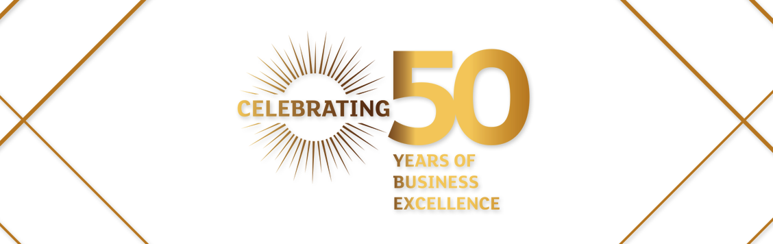College of Business and Economics 50th Anniversary Gala