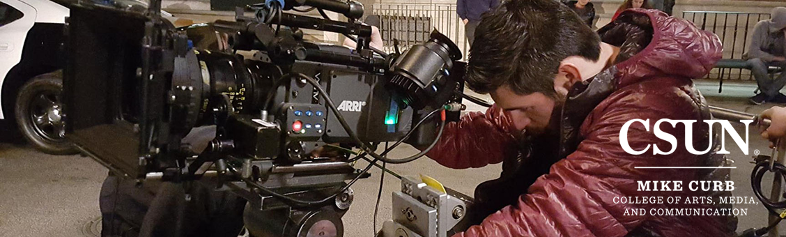 camera operator with Arri digital camera