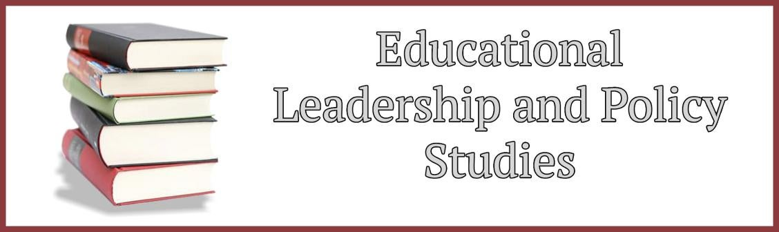 educational leadership and policy studies