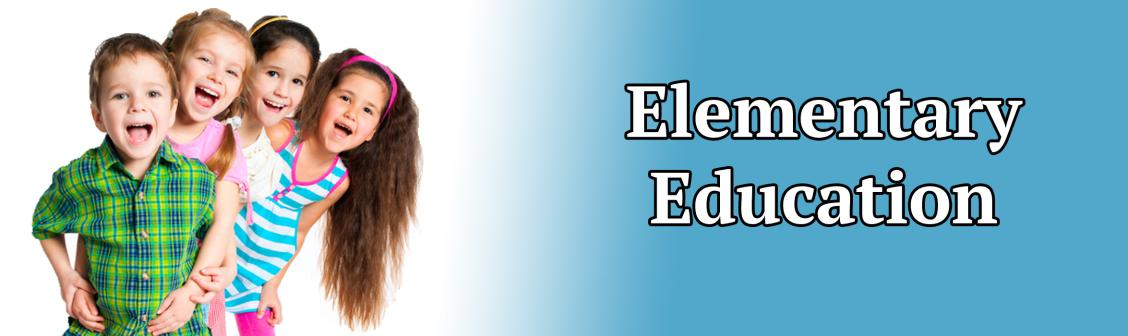 elementary education banner